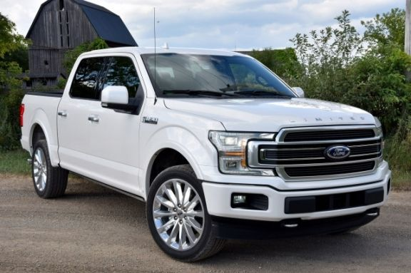 Good 2018 Ford F1 50 Limited Camionetas Autos Coches