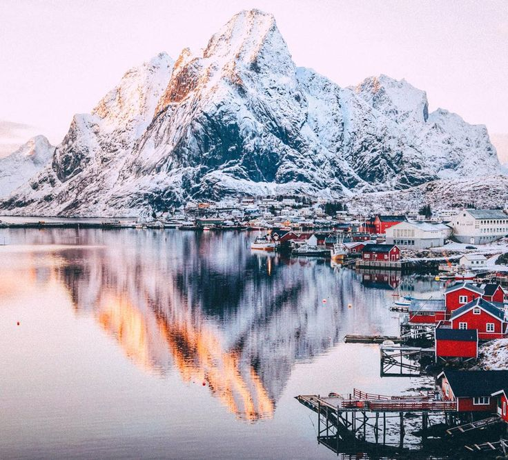 INTO THE WILD - an-adventurers: Lofoten Islands