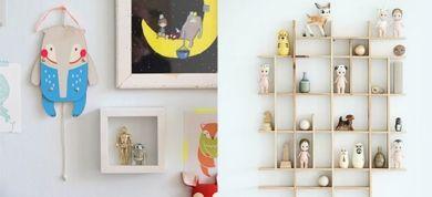 Old toys decoration!!!! Wonderful ideas.   By eleanna kapokaki.interior architect