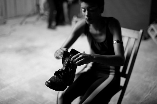 #BACKSTAGE OTOINV12  by @DAMEBOLA_BA via Flickr