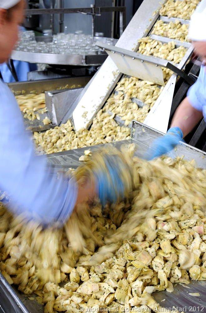 Ecco come facciamo i Carciofi alla Corsa #Montanini... con l'insuperabile carciofo fresco della Puglia!!! Mamma che buoni :)
