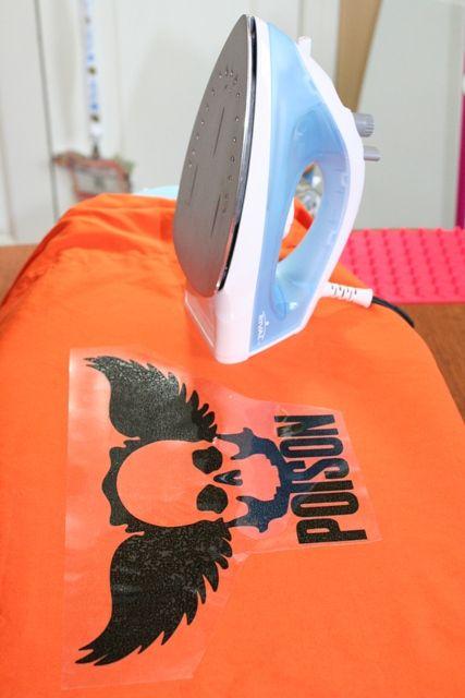 Heat Transfer T Shirt Vinyl Cricut Halloween Pillowcases