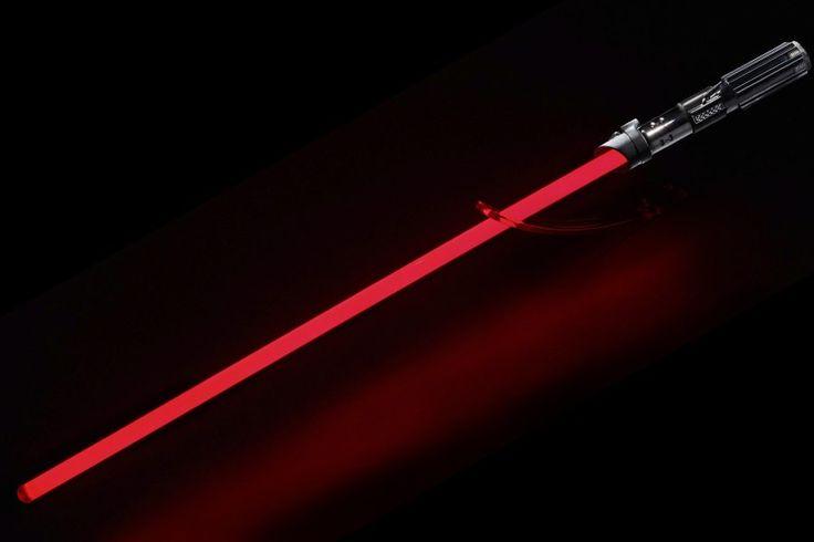 Sabre de Luz Darth Vader Força FX Black Series Hasbro