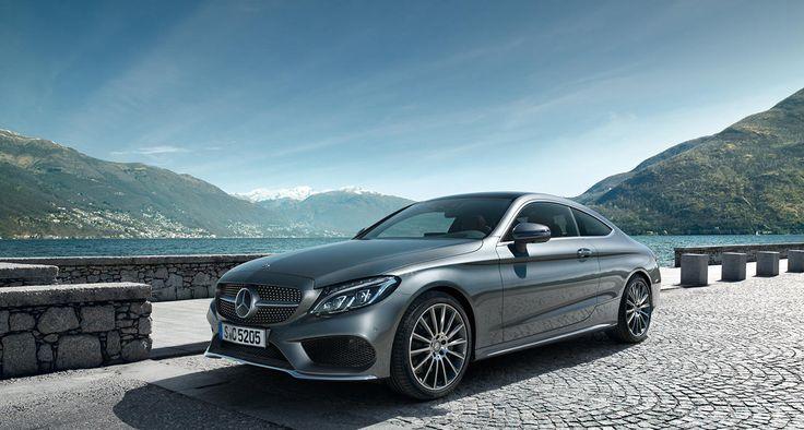 The new Mercedes-Benz C-Class Coupé (C 205).