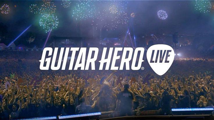 Primi dettagli e prezzo di Guitar Hero Live