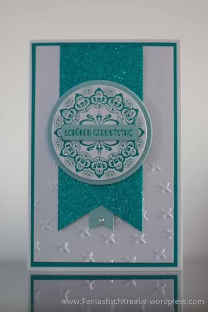 Stampin up Karte Geburtstag Mein Medaillon-0099