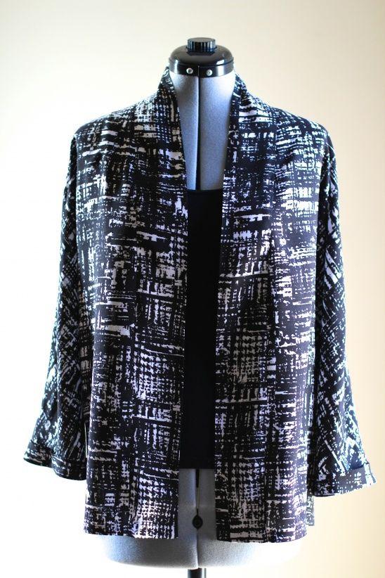 29 besten Tokyo Jacket Pattern Bilder auf Pinterest | Kimonos ...