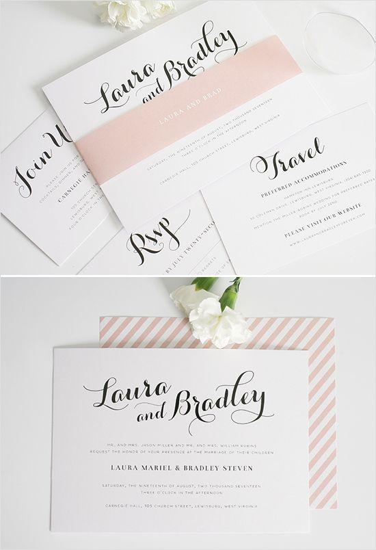 113 best invites images on Pinterest Invitations, Wedding