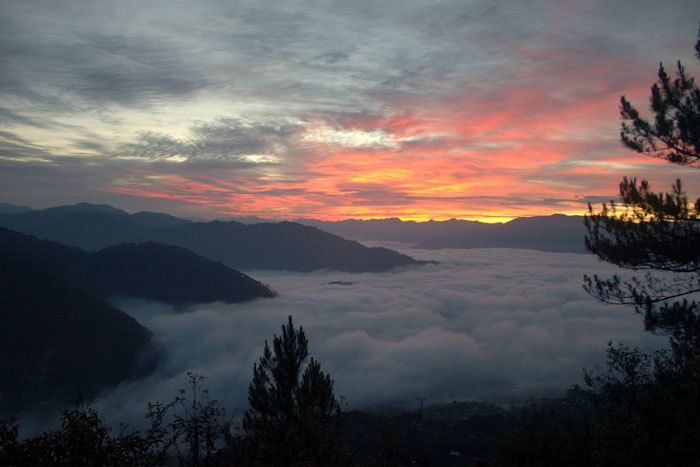 Sagada, Philippines....Ascending the Peak of Awareness!