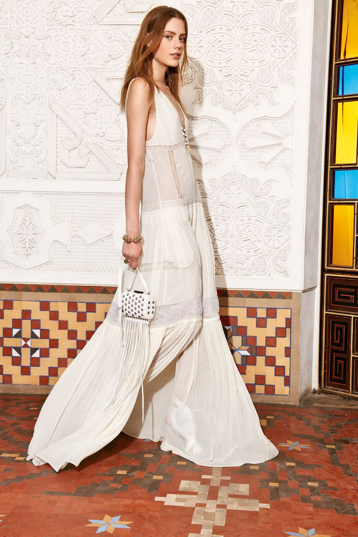 open hearts necklace meaning Roberto Cavalli Resort 2014   Collection   Gallery   Style com