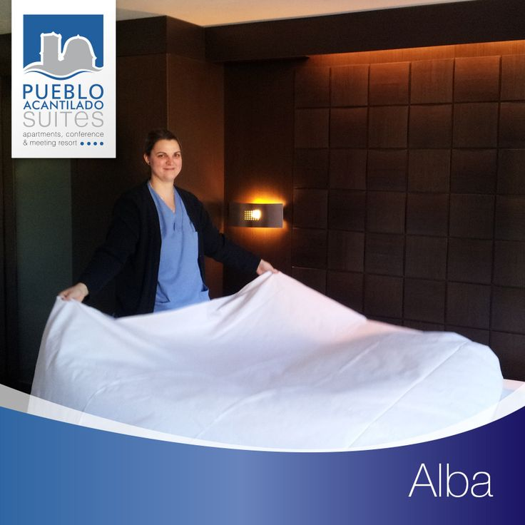 55 best equipo staff images on pinterest alicante for Encargada piso relax
