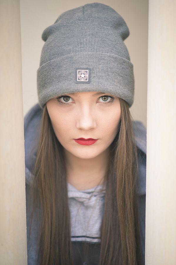 Photograph Karolina's portrait by Adam Brucki on 500px