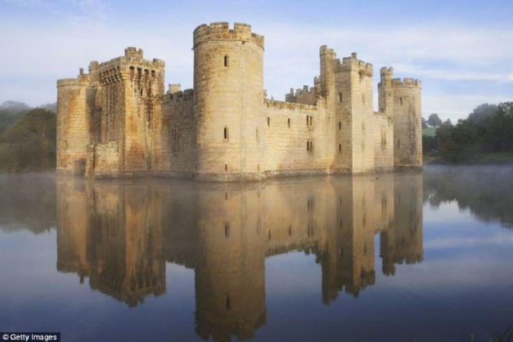 Il #castello di #Bodiam. #Castle