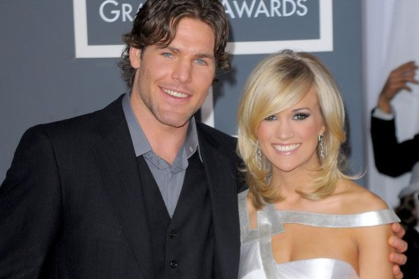 The 25 best carrie underwood mike fisher ideas on for Who is carrie underwood married too
