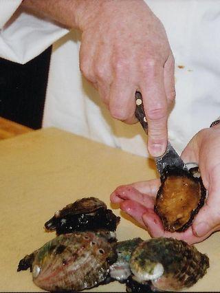 Abalone Preprations