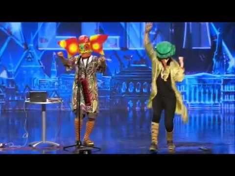 Hungarys Got Talent paródia˙{Csoki és Hipo Zokniszandál´}