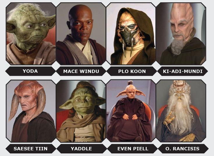 Members Councel Gungan Star Wars