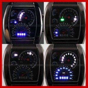 Jam tangan speedometer terbaru