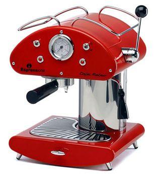 Espresso machine. Adorable.