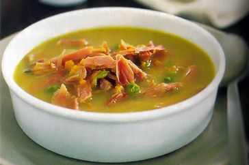 For a quick winter warming meal, you can't go past a soup classic.