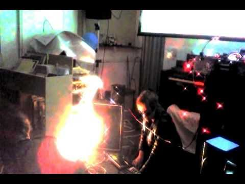 psychedelic world presents..experimental space lab live - YouTube