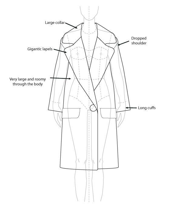 The Oversized Coat