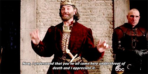 10 Reasons Why You Should Watch 'Galavant' (Because I Said So, Dammit) – The Workprint
