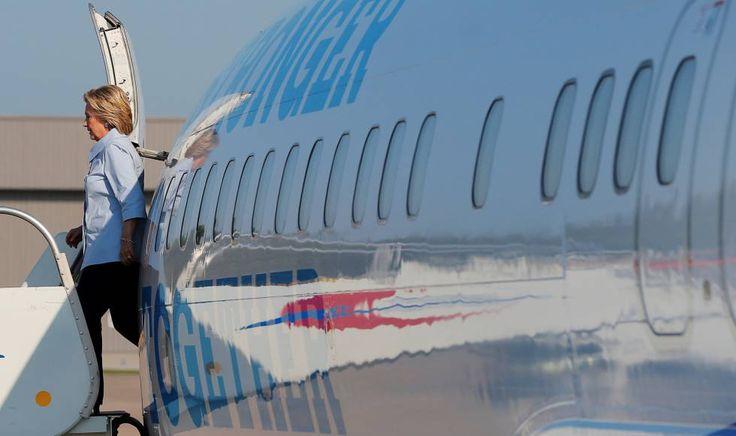 Hillary Clinton rechaza la invitación de Peña Nieto a México