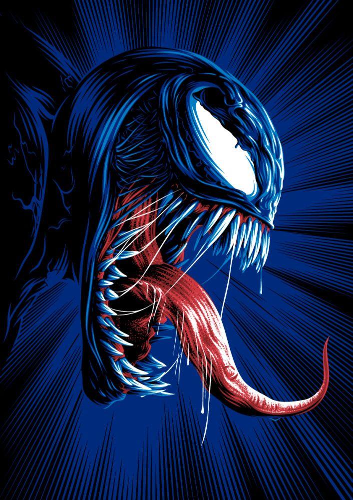Pin By Dawn Mcgill On Art Venom Art Marvel Wallpaper Marvel Art