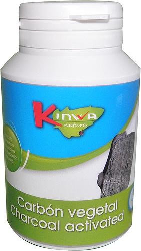 Carbón vegetal activado. 120 cápsulas. KinwaNatura herbolario online. http://www.kinwanatura.com/es/diarrea/48-carbon-vegetal.html