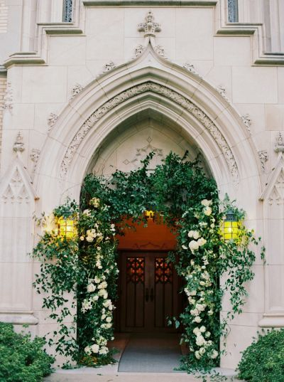 A church ceremony: http://www.stylemepretty.com/2016/03/09/30-must-haves-to-plan-the-ultimate-classic-wedding/: