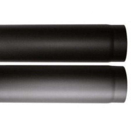 Rauchrohr für Kaminofen Ø 150 - Rauchrohr aus Stahlblech zum Anschluss an einen Kaminofen mit dem Anschluss-Durchmesser 150 mm. Perfekt geeignet für die Kaminöfen von ORANIER und JUSTUS!