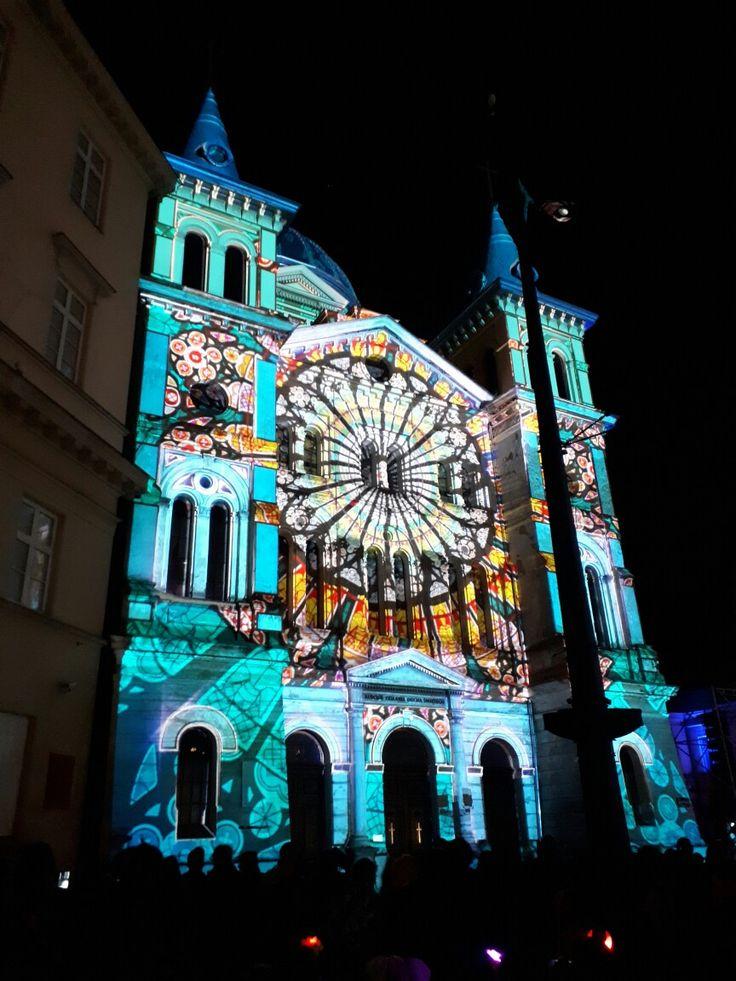 Light Move Festival Łódź  2017