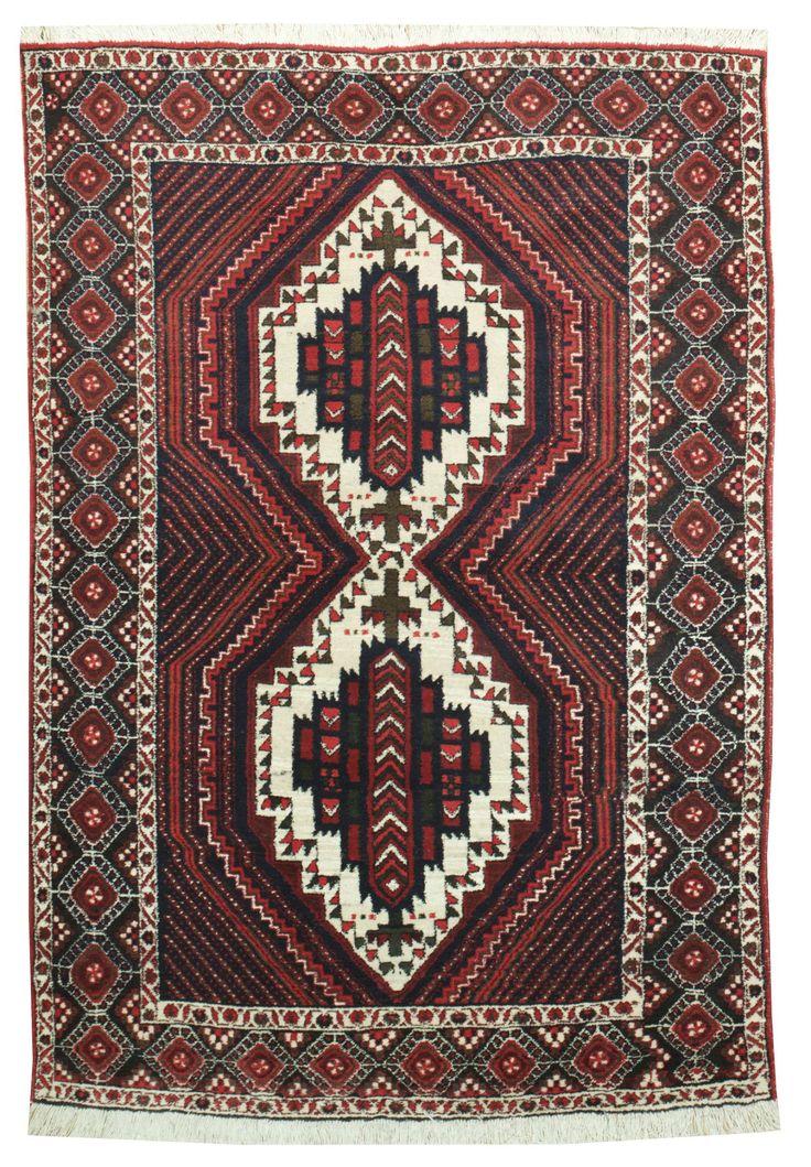 New contemporary persian hamadan area rug tapetes for Alfombras de iran