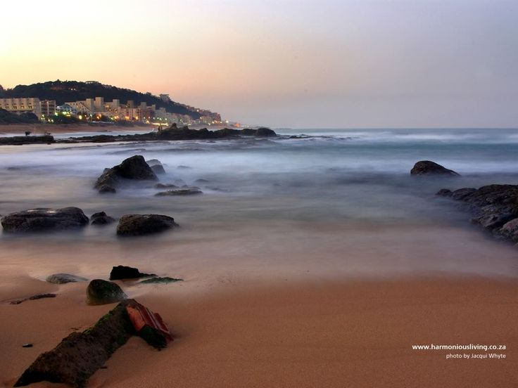 Umdloti Beach, somewhere on the North Coast, KZN, South Africa