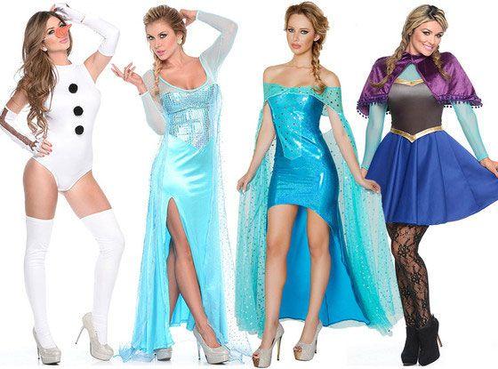 I soliti costumi di Halloween si trasformano in sexy egocentrici abiti, ispirati alla famosa pellicola del cartone animato Frozen.http://www.sfilate.it/234561/halloween-arrivano-i-costumi-in-versione-sexy-frozen
