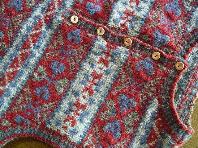 971 best Fair Isle images on Pinterest | Tutorials, Colours and ...