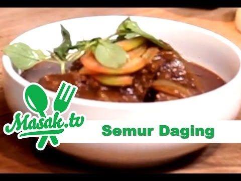 Wereld-Recepten: Smoor Daging: Indonesisch recept van gestoofd rundvlees in ketjap