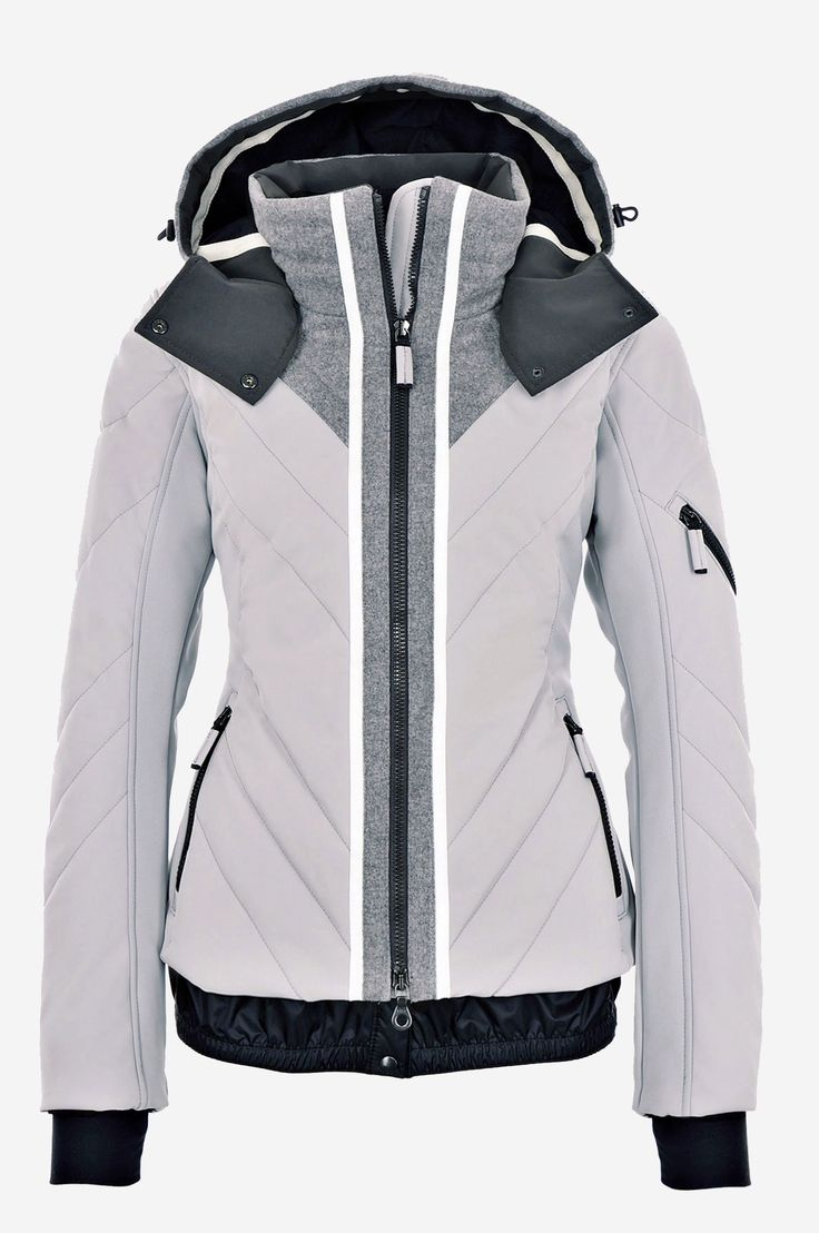 Snowboarding coats for women