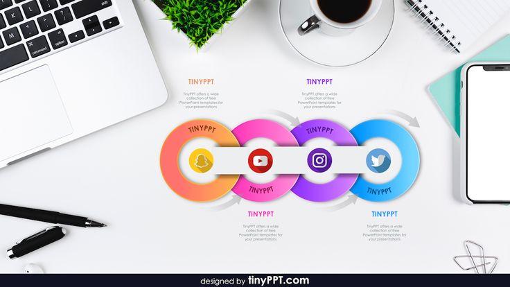 Modele Infographie Powerpoint Gratuit | Powerpoint templates, Powerpoint, Templates