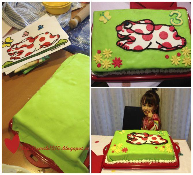 Festa di compleanno a tema Pimpa