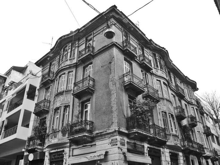 Arachovis Str., Exarcheia, Athens