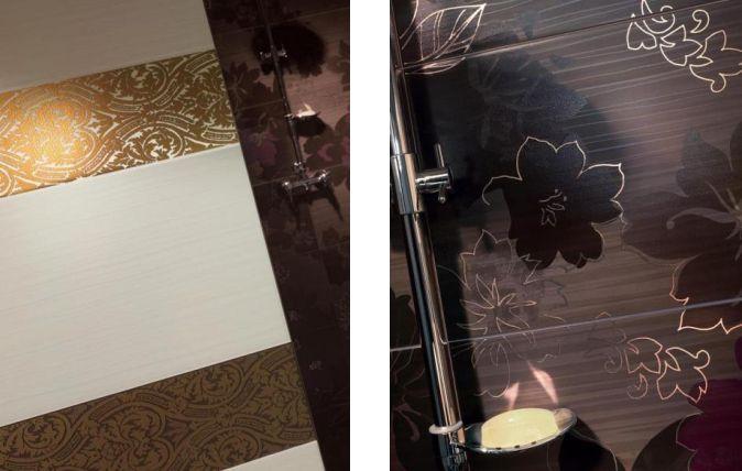 Kolekcja w naturalnych kolorach beżu i brązu uzupełniona została dekoracjami muśniętymi słońcem, czyli lekkim żółto-złotym nadrukiem. Barwy i design kolekcji pozwolą zatrzymać we wnętrzu ciepło letniego, słonecznego wieczoru, który pięknie uwydatni zdobienia na insertach z kolekcji.  http://www.paradyz.com/plytki/lazienkowe/delicate-touch  https://www.facebook.com/CeramikaParadyz