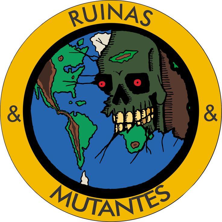 logo ruinas y mutantes