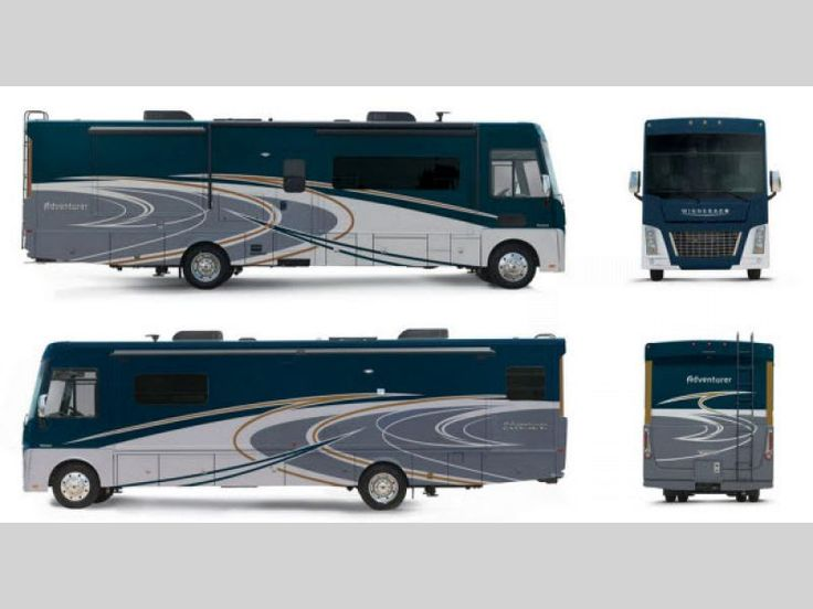 Adventurer Motor Home Class A | RV Sales | 3 Floorplans