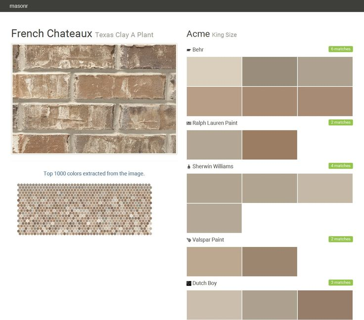 Paint Colors Adobe And Exterior Paint Colors: 60 Best Images About Brick And Stone On Pinterest