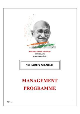 "Mahatma Gandhi University  offers syllabus for ""Post Graduate Hospital Management"". For more information Post Graduate Hospital Management Visit Online- http://www.mgu.edu.in/"