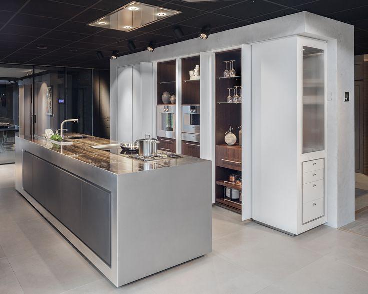 Culimaat - High End Kitchens | Interiors | ITALIAANSE KEUKENS EN MAATKEUKENS - Axis
