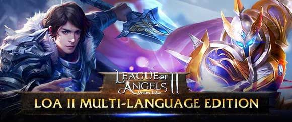 League of Angels II : lancement de l'édition multilingue - Suite au lancement de son dernier MMORPG, League of Angels II, en Amérique du Nord, en Asie-Pacifique et en Europe, et après être apparu dans les jeux Facebook, le développeur GTArcade fait un...