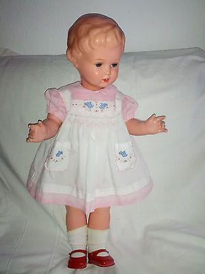 Puppe alt Schildkröt Ursel, T 70